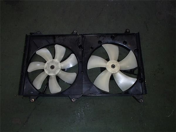 Motor, Cooling Fan, Toyota, 1636321030