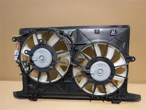 Motor, Cooling Fan, No.2, Toyota, 1636328400