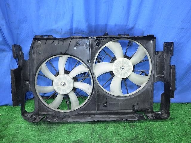 Motor, Cooling Fan, No.2, Toyota, 1636328370