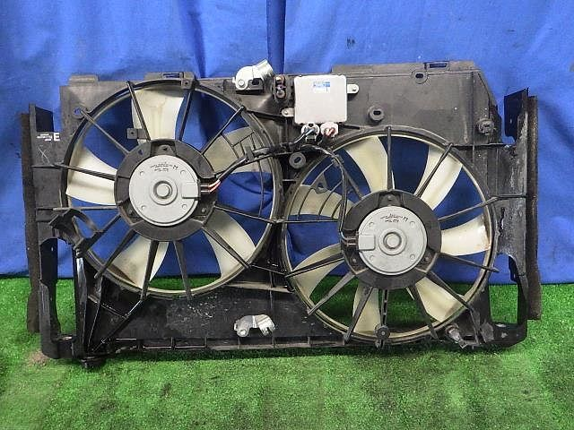 Motor, Cooling Fan, No.2, Toyota, 1636331110