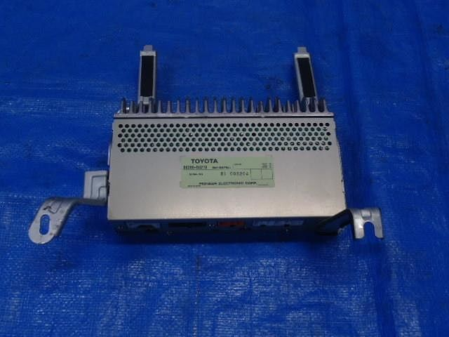 Amplifier Assy, Stereo Component, Toyota, 8628050210