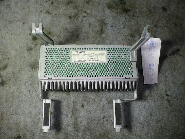 Amplifier Assy, Stereo Component, Toyota, 8628050171
