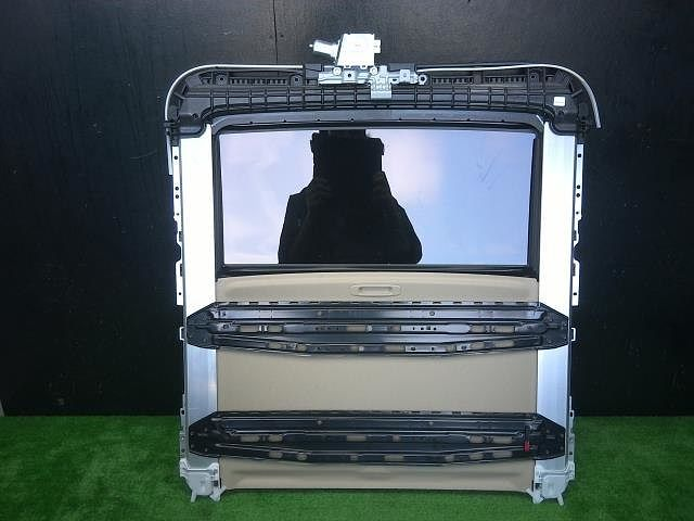 Glass Sub-Assy, Sliding Roof, Toyota, 6320142090
