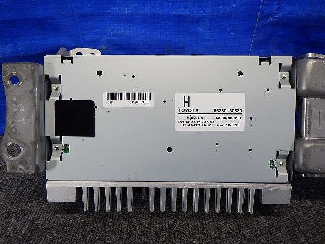 Amplifier Assy, Stereo Component, Toyota, 8628030630