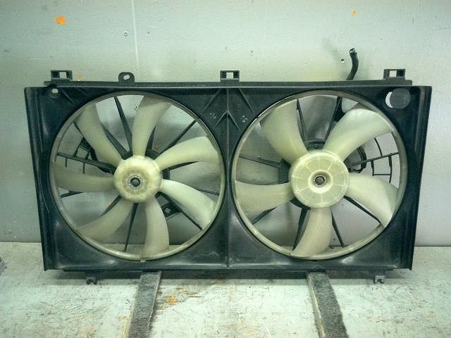 Motor, Cooling Fan, Toyota, 1636328290