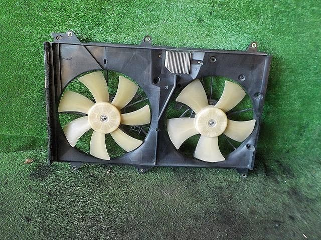 Motor, Cooling Fan, Toyota, 1636328080