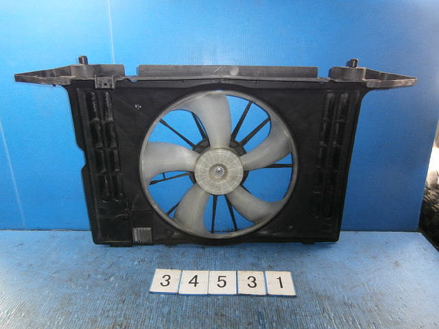 Motor, Cooling Fan, Toyota, 1636322120