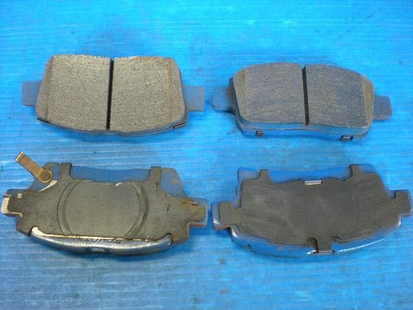 Pad Kit, Disc Brake, Front, Toyota, 0446552100