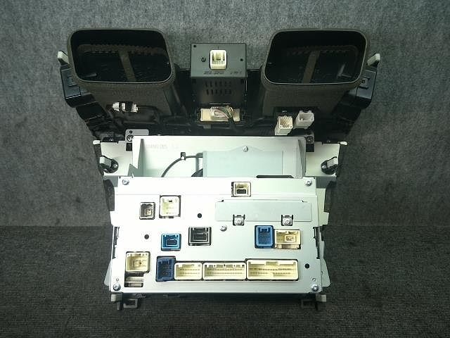 Display, Display & Navigation Module, Toyota, 8643150020