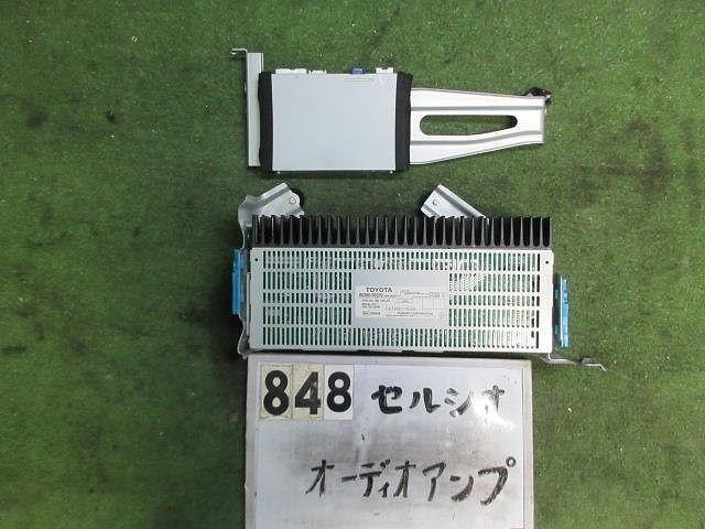 Amplifier Assy, Stereo Component, Toyota, 8628050330