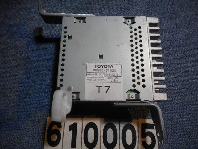 Amplifier Assy, Stereo Component, Toyota, 8628031020