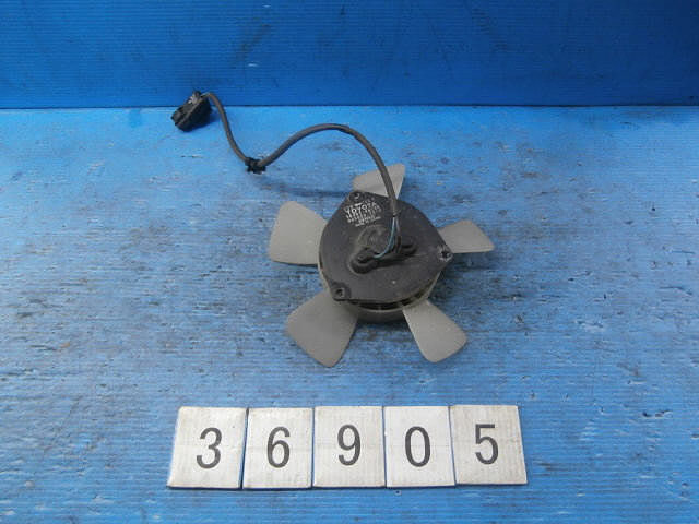 Motor, Cooling Fan, Toyota, 1636346100
