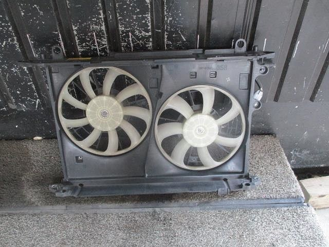 Motor, Cooling Fan, Toyota, 1636337030