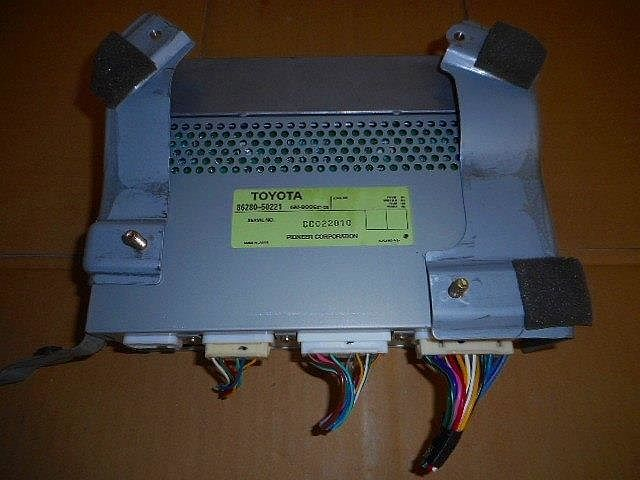 Amplifier Assy, Stereo Component, Toyota, 8628050251