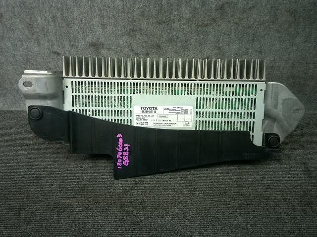 Amplifier Assy, Stereo Component, Toyota, 8628053110