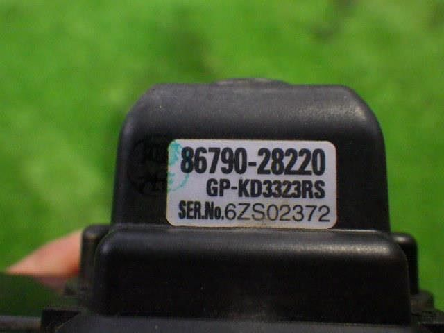 Camera Assy, Television, Rr, Toyota, 8679028220
