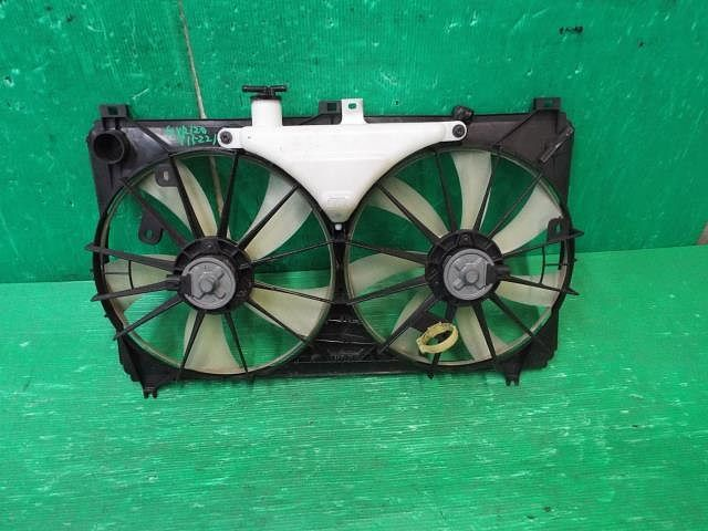 Motor, Cooling Fan, No.2, Toyota, 1636331040