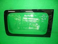 Glass, Side Window, Rear Rh, TOYOTA, 62711 BZ171