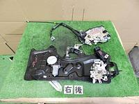 Motor Assy, Power Window Regulator, Rh, TOYOTA, 69631 52010, 85710 52120