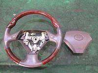 Wheel Assy, Steering, TOYOTA, 45100 48050 E0