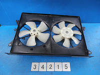 Motor, Cooling Fan, No.2, TOYOTA, 16363 23010, 16363 28210
