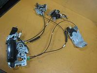 Control Assy, Slide Door Lock Remote, Lh, TOYOTA, 69300 28080, 69640 28240