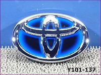 Emblem, Radiator Grille (Or Front Panel), TOYOTA, 75310 75010