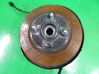 Knuckle, Steering, Lh, TOYOTA, 43212 B1040