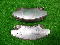 Pad Kit, Disc Brake, Front, TOYOTA, 04465 44030