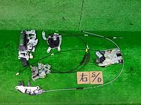Lock Assy, Rear Door, Rh, TOYOTA, 69200 28041, 69200 28042