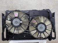 Motor, Cooling Fan, No.2, TOYOTA, 16363 28370