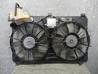 Motor, Cooling Fan, No.2, TOYOTA, 16363 50100, 16363 50110