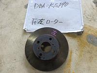 Disc, Front, TOYOTA, 43512 52120