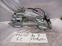 Regulator Sub-Assy, Quarter Window, Rh, TOYOTA, 69803 24010