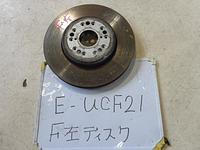 Disc, Front, TOYOTA, 43512 50151
