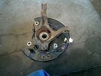 Knuckle, Steering, Rh, TOYOTA, 43211 52050